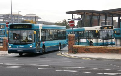 Wakefield Free City Bus